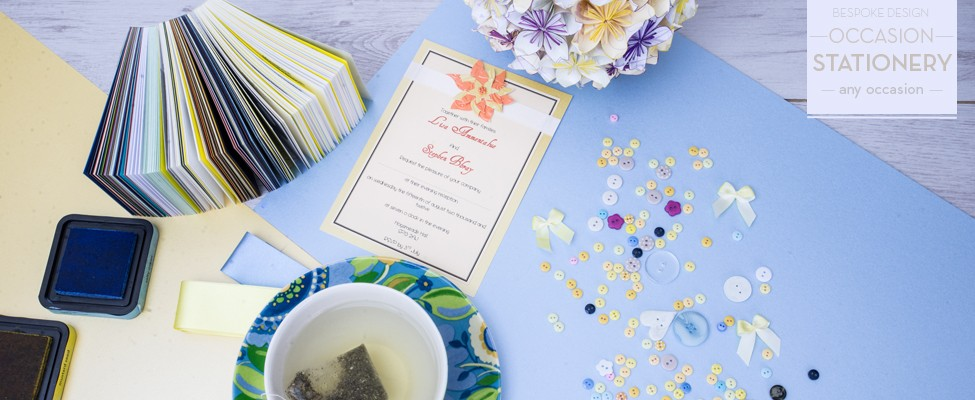 Occasion Stationery 2