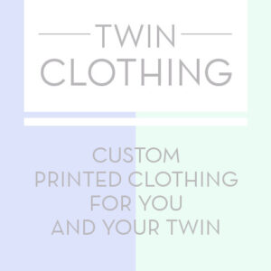 TWIN clothing button