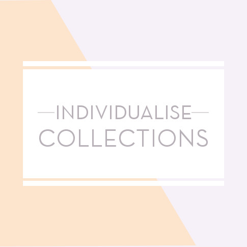individualise button