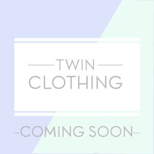 TWIN clothing coming soon