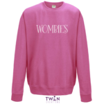 Wombies Pink Jumper