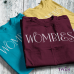 wombies tee mock