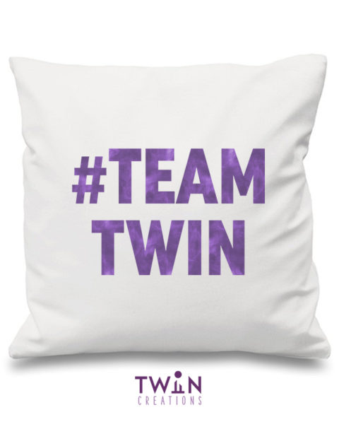 teamtwin bold cushion white p